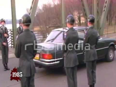 Deadly shot at the inner German border, 1985