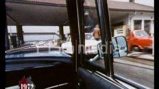 Flucht aus der DDR im Auto, 1972