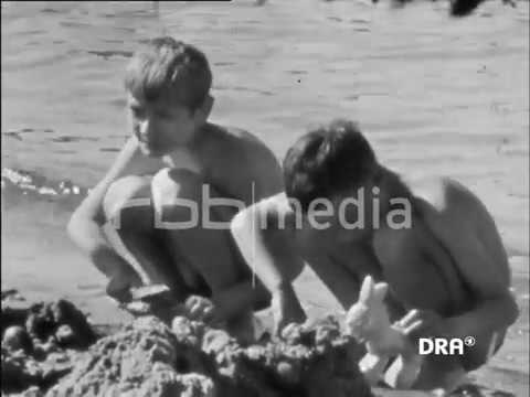 Holidays on Rügen, 1970