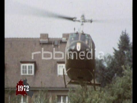 Berlin-Steinstücken exclave, 1972