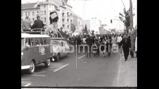 Demonstration against emergency law, 1968