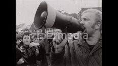 Demonstration on Kurfürstendamm, 1968