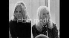 Modenschau für und von Teenagern, 1968