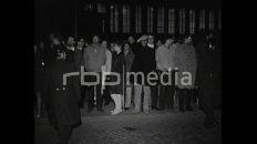 Studenten fordern Sendezeit, 1968