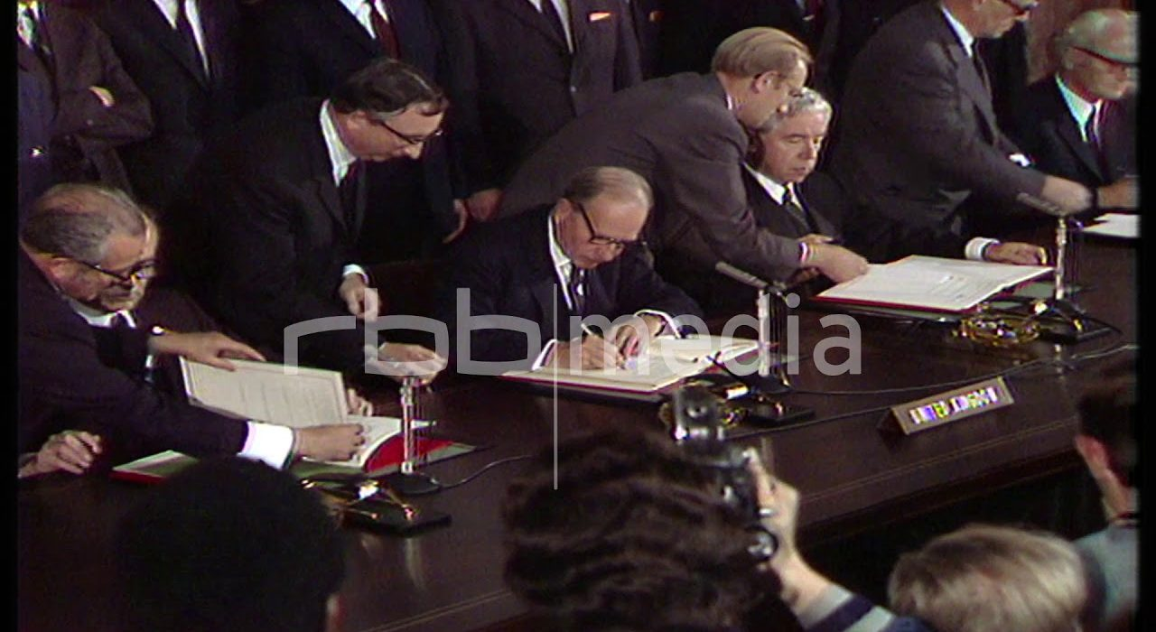 Four Power Agreement on Berlin, 1971