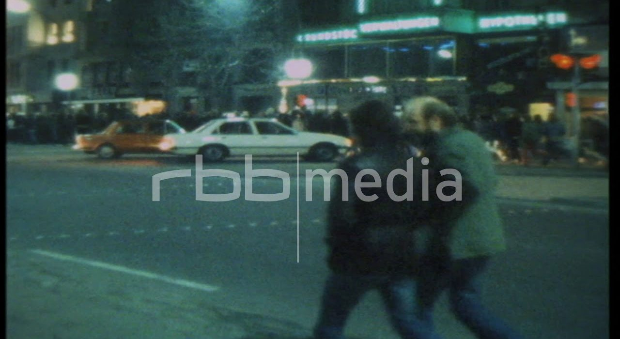 Riots around the Gedächtniskirche, 1980