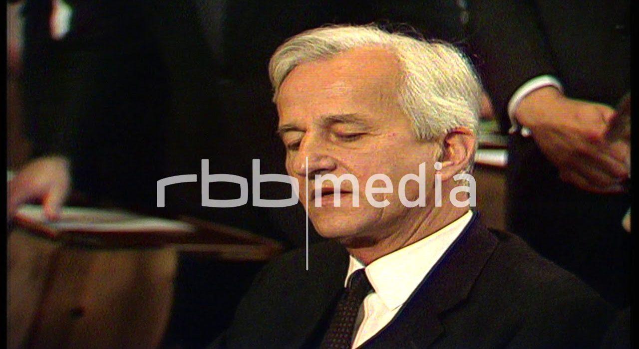 Weizsäcker wird Regierender Bürgermeister, 1981