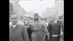 Fidel Castro in Rostock, 1972