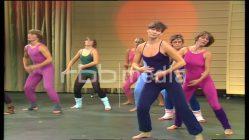 Aerobics at the IFA in Berlin, 1983