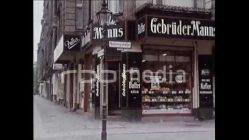 Altbau und Beton in West-Berlin, 1968